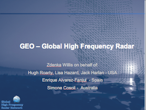 Global High Frequency Radar