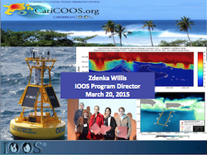 Message from the IOOS Director