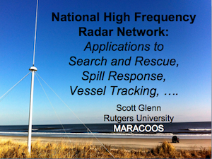 High Frequency Radar Applications for Search and Rescue and Homeland Security