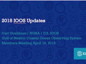2018 IOOS Updates
