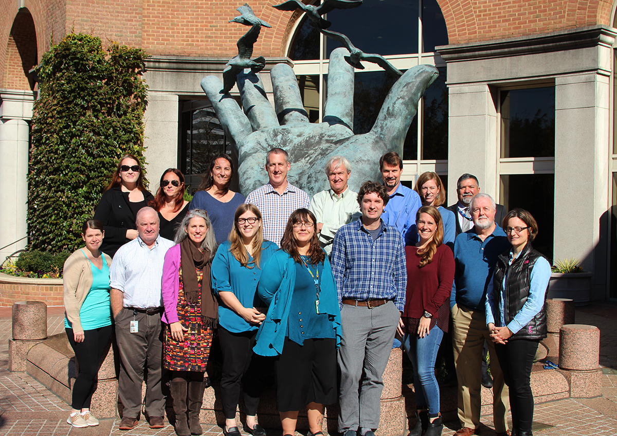 IOOS Program Office staff in October 2018