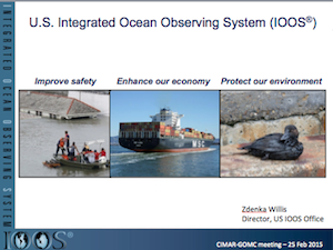 U.S. IOOS Overview: Policies, Capabilities, Goals, and International Activities