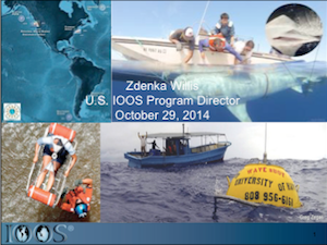 U.S. Integrated Ocean Observing System (IOOS) Enabling decisions, Advancing Technologies