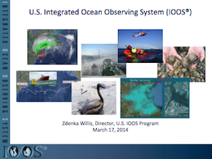 Update on NOS Priorities and IOOS Program Office Activities