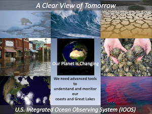 A Clear View of Tomorrow: Our Planet is Changing