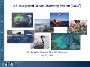 U.S. IOOS and Maritime Technology Acceleration