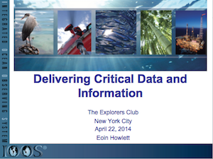 Delivering Critical Data and Information