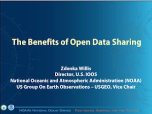 The Benefits of Open Data Sharing