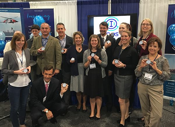 IOOS Staff at Oceans 15 Conference