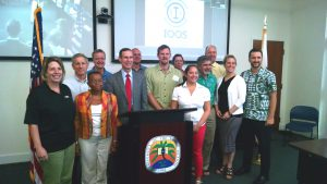 IOOS Advisory Committee, University of the Virgin Islands - St. Thomas, November 2015