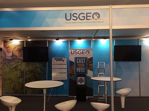 USGEO Booth