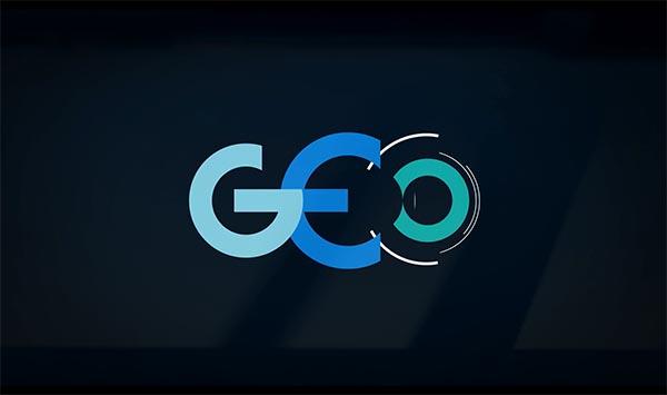 GEO logo in video screencap