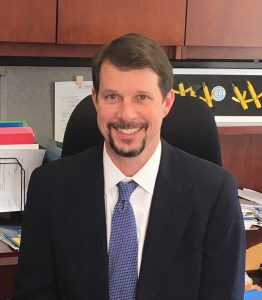 Carl Gouldman, IOOS Director