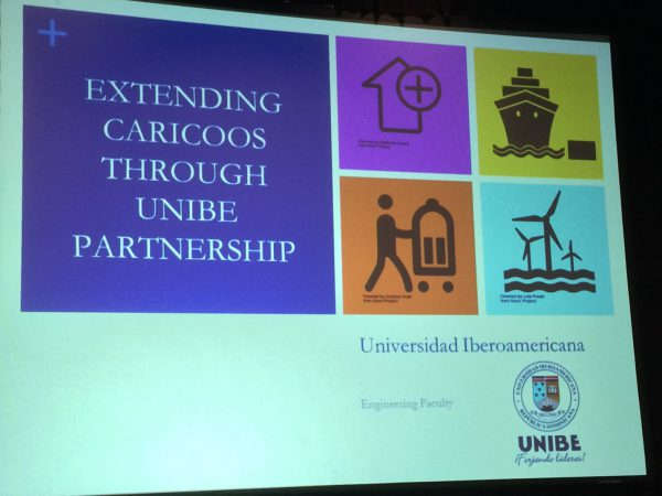 cover slide from UNIBE presentation