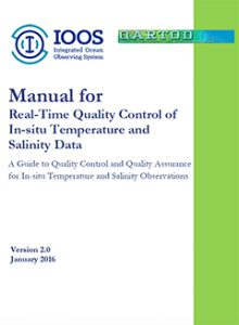 Temperature and Salinity QARTOD manual