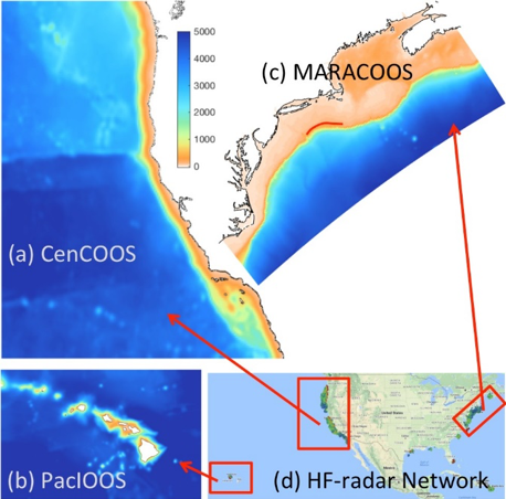OTT - Real-time Monitoring of the Impact of Observing Systems on Ocean Analysis - Forecast Systems in Support of U.S. IOOS