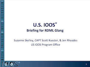 Overview of U.S. IOOS, IOOS 101