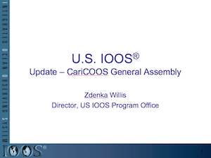 Update – CARICOOS General Assembly