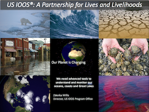 Overview of U.S. IOOS, GOOS, Coastal Component, Data Integration and More