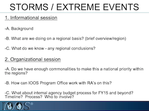 Storms/Extreme Events