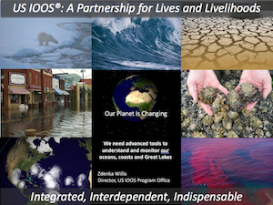 U.S. IOOS, Integrated, Interdependent, Indispensable