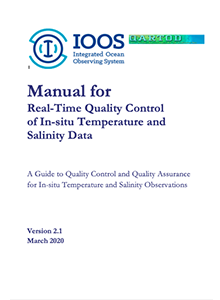 Temperature and Salinity QARTOD manual