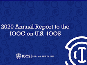 Annual Report to the IOOC 2020